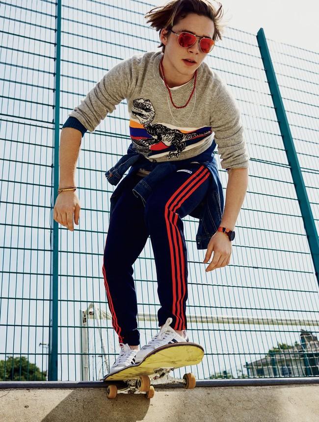 Brooklyn Beckham: Áp lực của đứa con sinh ra ở vạch đích và thước đo thành công được tính theo cấp số nhân - Ảnh 9.