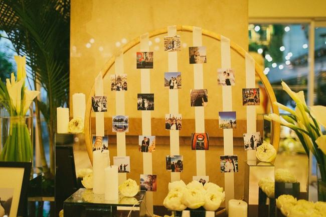 Cặp đôi chịu chơi dành cả thanh xuân bay từ Jeju đến Paris để chụp ảnh và bày thành quả đặc biệt trong tiệc cưới - Ảnh 6.