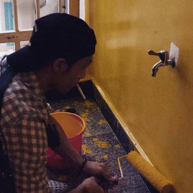 Cận cảnh nơi sống bình yên của vợ chồng Phạm Anh Khoa sau giông bão - Ảnh 1.