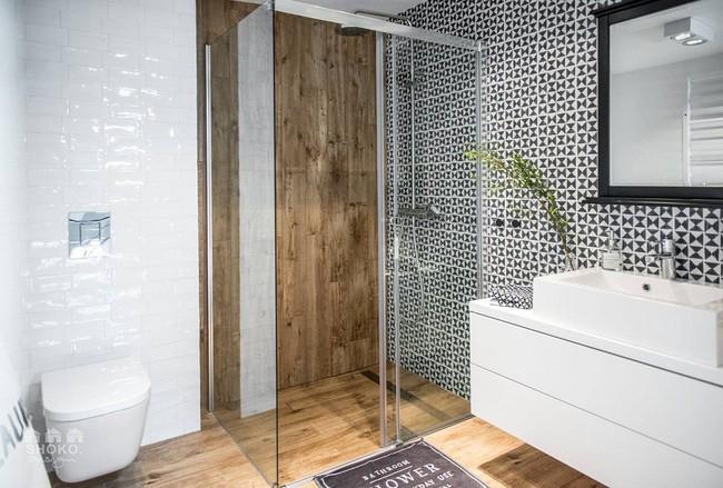Chỉ vỏn vẹn 30m², căn hộ có gác lửng siêu yêu này sẽ khiến bạn trầm trồ không ngớt - Ảnh 14.