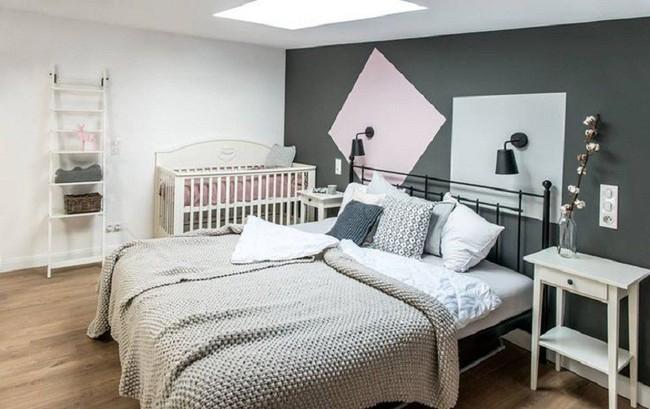 Chỉ vỏn vẹn 30m², căn hộ có gác lửng siêu yêu này sẽ khiến bạn trầm trồ không ngớt - Ảnh 17.