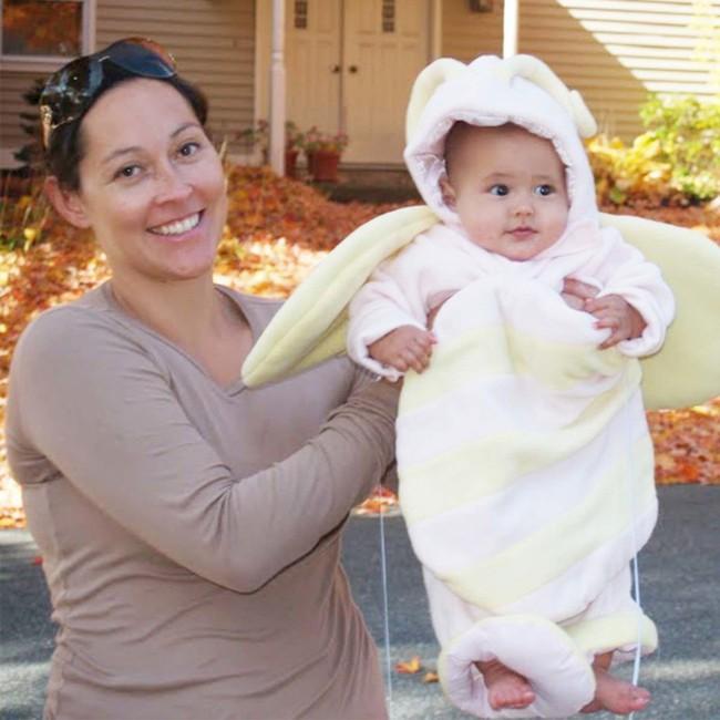 Cách giảm cân sau sinh độc - lạ của mẹ 2 con từng nặng 90kg nhưng hiệu quả không kém phương pháp bài bản nào - Ảnh 1.
