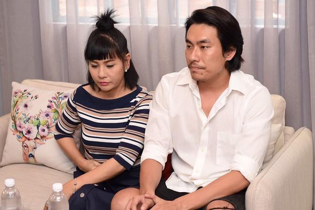 1 tháng sau scandal tình ái, Kiều Minh Tuấn và Cát Phượng lần đầu lên tiếng về chuyện tình cảm tay ba với An Nguy - Ảnh 1.