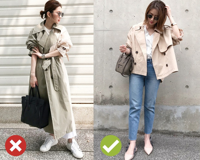 """Khi sắm sửa áo khoác cho mùa lạnh, các nàng thấp bé đừng chọn """"hú họa"""" mà hãy ưu tiên 5 mẫu áo này - Ảnh 1."""