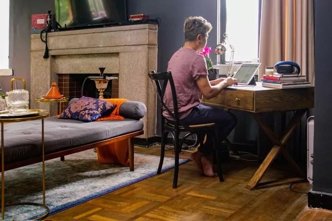 Cuộc sống trong căn hộ đi thuê tuyệt đẹp với hương thơm ngọt ngào của người đàn ông độc thân - Ảnh 2.