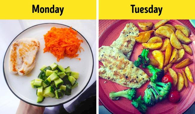 Nếu chế độ ăn uống không thể giúp bạn giảm cân thì hãy làm theo 6 mẹo này, đảm bảo vừa dễ vừa hiệu quả - Ảnh 3.