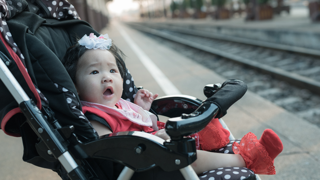 Chuyên gia chỉ ra 4 sai lầm thường gặp khi sử dụng xe đẩy cho bé - Ảnh 2.