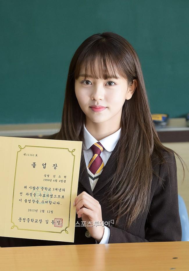 Ảnh thẻ gây sốt sao nhí Mặt trăng ôm mặt trời một thời Kim So Hyun: Hơi đơ nhưng nhan sắc đúng là không vừa - Ảnh 4.