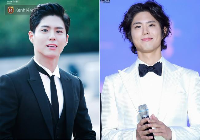 """Song Joong Ki, G-Dragon, Won Bin… đều từng để """"tóc xoăn tổ quạ"""" như Sơn Tùng: người được khen, người lại bị chê thậm tệ - Ảnh 4."""