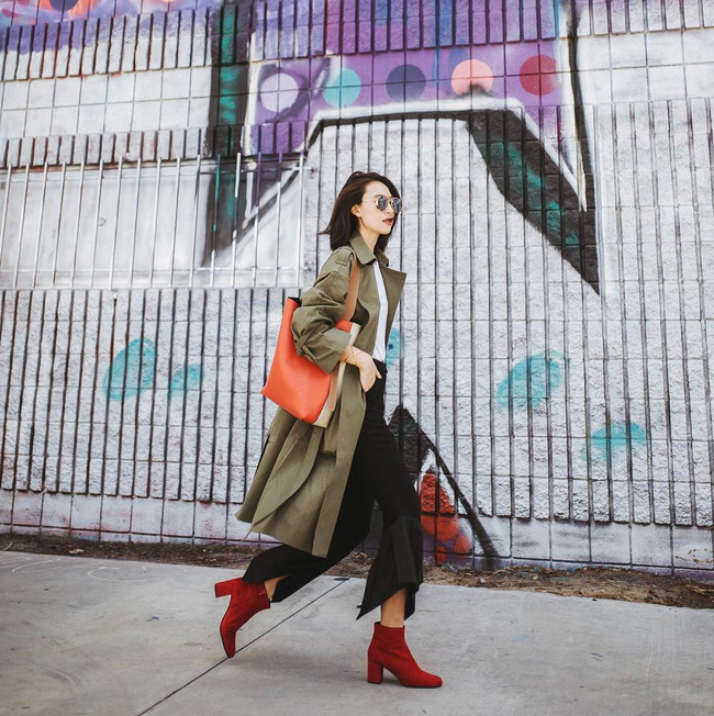 15 gợi ý cho thấy boots thấp cổ là item phải có trong mùa lạnh vì kết hợp kiểu gì cũng đẹp và sang  - Ảnh 2.
