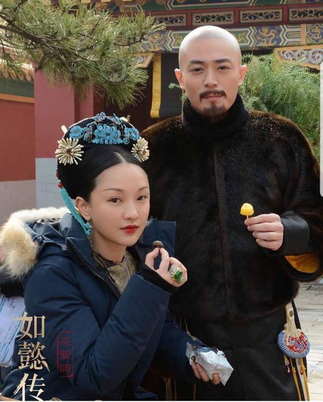 Rảnh rỗi như Du Phi - Trương Quân Ninh: Khi không có gì làm, đi chụp ảnh dạo khắp trường quay Như Ý truyện - Ảnh 10.