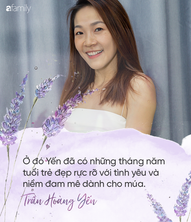 """Nghệ sĩ múa Trần Hoàng Yến: """"Chuyện được múa với Yến quan trọng hơn mọi cơn đau mà cơ thể chịu"""" - Ảnh 5."""