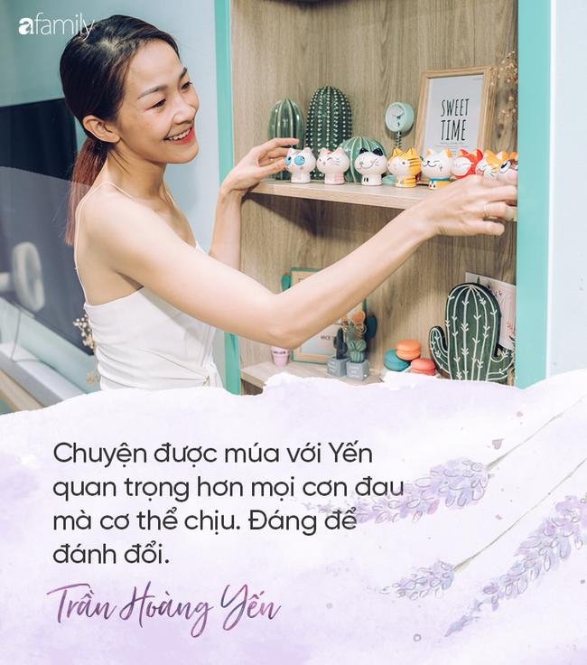 """Nghệ sĩ múa Trần Hoàng Yến: """"Chuyện được múa với Yến quan trọng hơn mọi cơn đau mà cơ thể chịu"""" - Ảnh 8."""