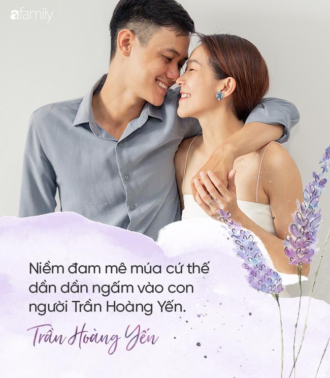 """Nghệ sĩ múa Trần Hoàng Yến: """"Chuyện được múa với Yến quan trọng hơn mọi cơn đau mà cơ thể chịu"""" - Ảnh 9."""