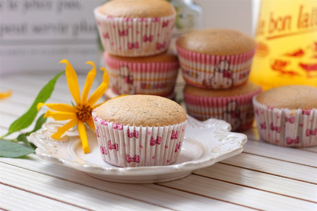 Bất cứ ai thích uống trà sữa hẳn sẽ mê mẩn ngay với món cupcake trà sữa mềm ngon thơm phức này - Ảnh 5.