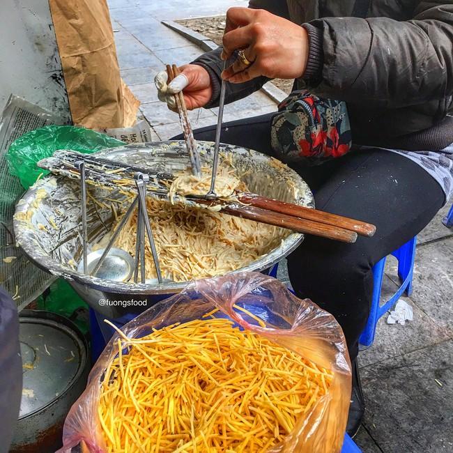 Ngõ chợ Đồng Xuân - thiên đường quà chiều chất lượng cho những ngày lạnh trời - Ảnh 3.