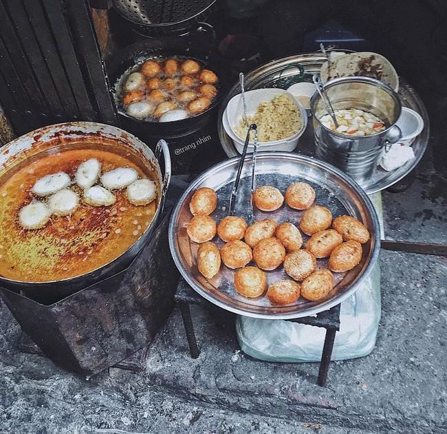 Ngõ chợ Đồng Xuân - thiên đường quà chiều chất lượng cho những ngày lạnh trời - Ảnh 1.