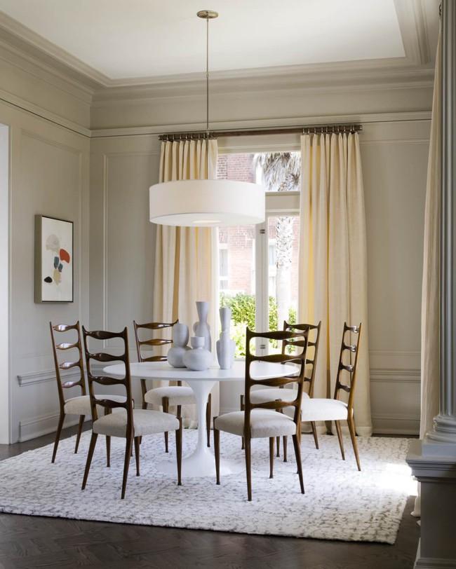 Gợi ý chọn thảm giúp phòng ăn đẹp và ấm cúng - Ảnh 6.