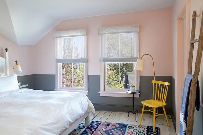 3 mẹo nhỏ nhưng cực hay giúp những phòng ngủ bé tí mà nhìn vẫn thoáng - Ảnh 7.