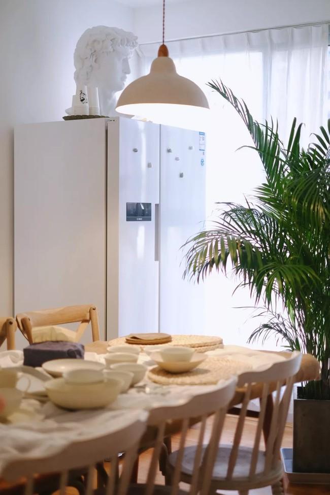 Cô gái độc thân xinh đẹp dành 1 tháng để cải tạo căn hộ 110m² thành không gian vạn người mơ ước - Ảnh 16.