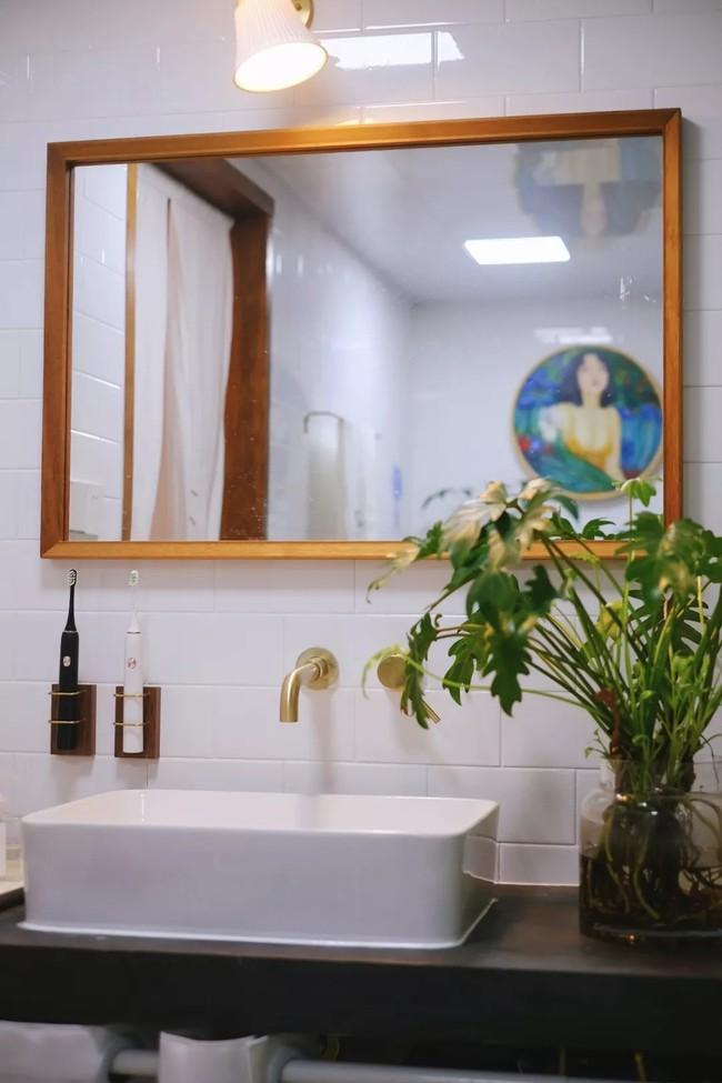 Cô gái độc thân xinh đẹp dành 1 tháng để cải tạo căn hộ 110m² thành không gian vạn người mơ ước - Ảnh 21.