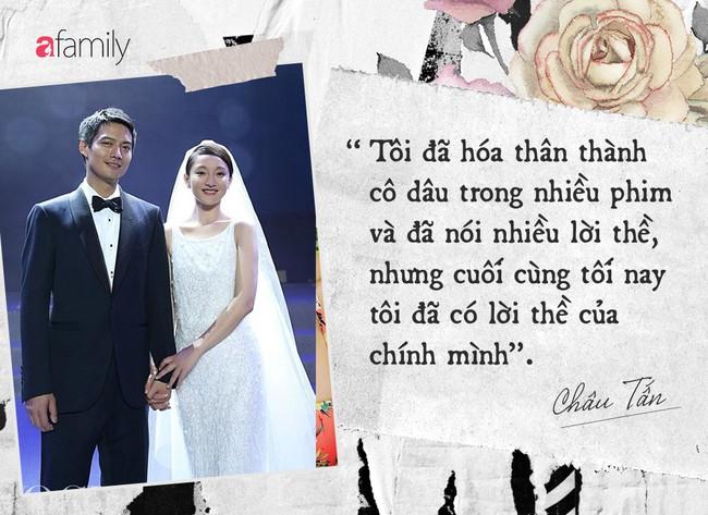 Bí mật cuộc hôn nhân của Châu Tấn - Cao Thánh Viễn: Đám cưới chớp nhoáng như trò đùa, cả chồng lẫn vợ đều dính tin đồng tính  - Ảnh 2.
