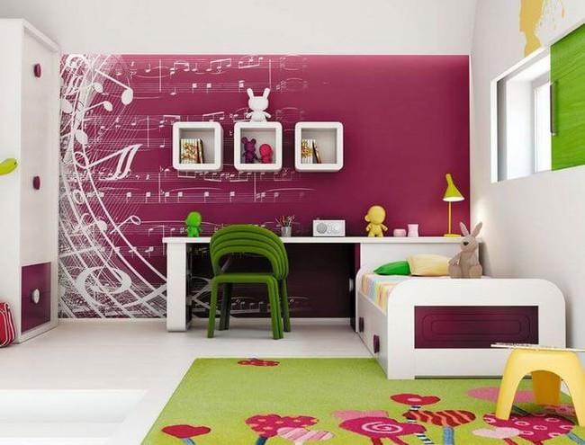 KTS mách cha mẹ 8 ý tưởng thiết kế phòng ngủ cho con một cách khoa học nhất - Ảnh 3.