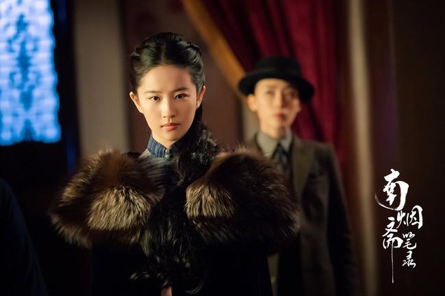 Đỏ mặt với cảnh Lưu Diệc Phi liên tiếp hôn môi trai trẻ kém tuổi đến 5 lần  - Ảnh 14.
