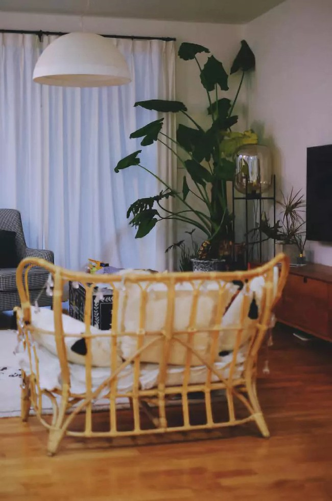Cô gái độc thân xinh đẹp dành 1 tháng để cải tạo căn hộ 110m² thành không gian vạn người mơ ước - Ảnh 12.