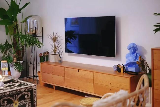 Cô gái độc thân xinh đẹp dành 1 tháng để cải tạo căn hộ 110m² thành không gian vạn người mơ ước - Ảnh 11.