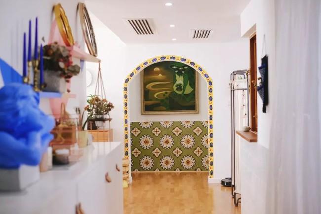 Cô gái độc thân xinh đẹp dành 1 tháng để cải tạo căn hộ 110m² thành không gian vạn người mơ ước - Ảnh 6.
