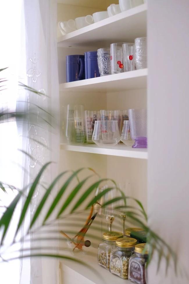 Cô gái độc thân xinh đẹp dành 1 tháng để cải tạo căn hộ 110m² thành không gian vạn người mơ ước - Ảnh 14.