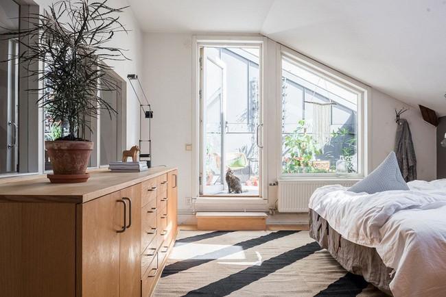 Ngôi nhà hai tầng ngập tràn ánh sáng sẽ khiến bạn mê mệt ngay từ cái nhìn đầu tiên - Ảnh 10.