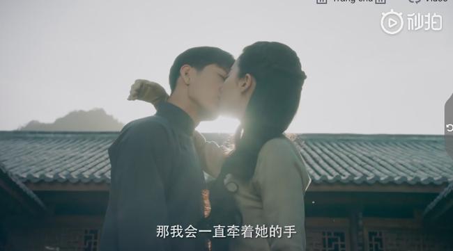 Đỏ mặt với cảnh Lưu Diệc Phi liên tiếp hôn môi trai trẻ kém tuổi đến 5 lần  - Ảnh 5.