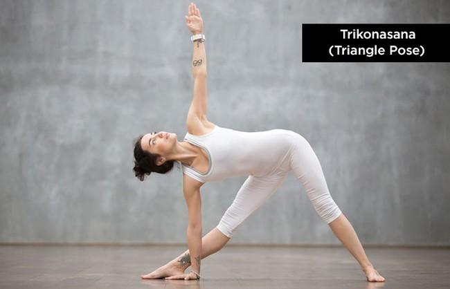 Thời tiết se lạnh, trải ngay thảm ra và tập những tư thế yoga siêu dễ để tăng cường miễn dịch - Ảnh 5.