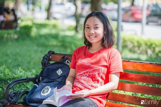 Định nghĩa hạnh phúc của nữ sinh viên giỏi trường ĐH Y: Dù đánh đổi cả thanh xuân để học nghề y, cũng không bao giờ thấy lãng phí - Ảnh 1.