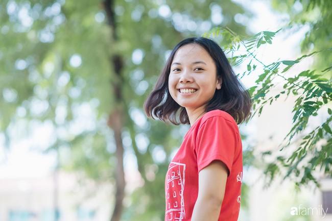 Định nghĩa hạnh phúc của nữ sinh viên giỏi trường ĐH Y: Dù đánh đổi cả thanh xuân để học nghề y, cũng không bao giờ thấy lãng phí - Ảnh 4.