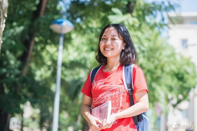 Định nghĩa hạnh phúc của nữ sinh viên giỏi trường ĐH Y: Dù đánh đổi cả thanh xuân để học nghề y, cũng không bao giờ thấy lãng phí - Ảnh 2.