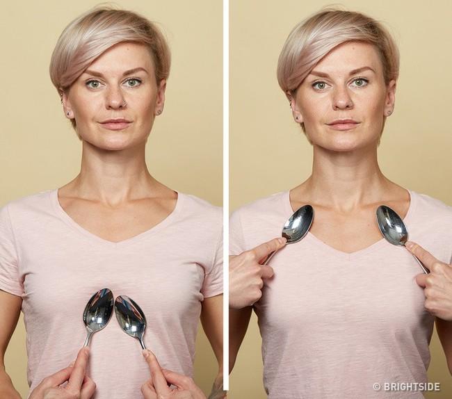 Massage chống lão hóa kiểu châu Á: Chỉ dùng thìa mà sau 2 tuần đã có da mặt căng mọng, khỏe mạnh không nếp nhăn - Ảnh 11.