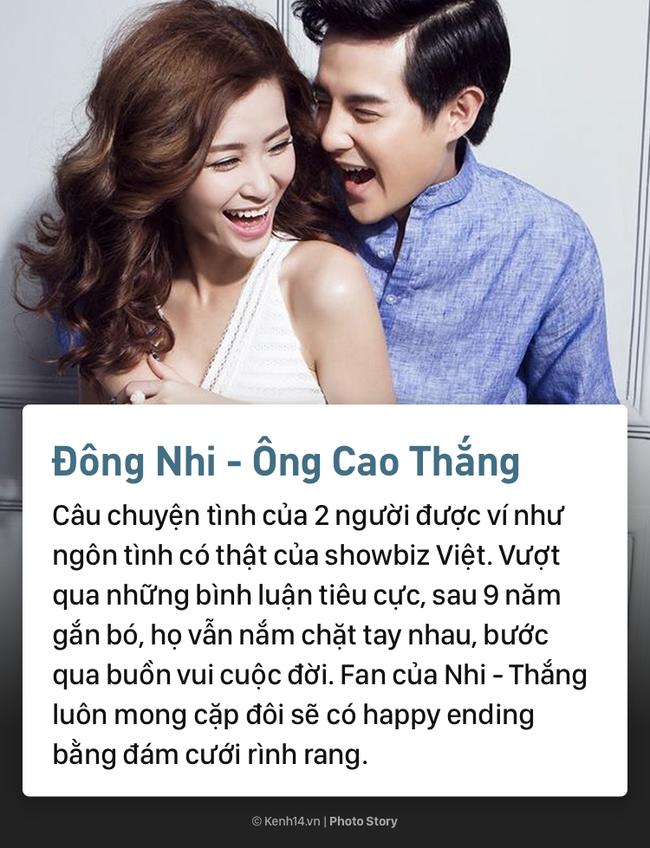 Sau Trường Giang - Nhã Phương, fan Việt đang háo hức mong chờ những cặp đôi nào sẽ lên xe hoa cùng nhau - Ảnh 2.