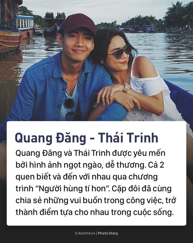 Sau Trường Giang - Nhã Phương, fan Việt đang háo hức mong chờ những cặp đôi nào sẽ lên xe hoa cùng nhau - Ảnh 8.