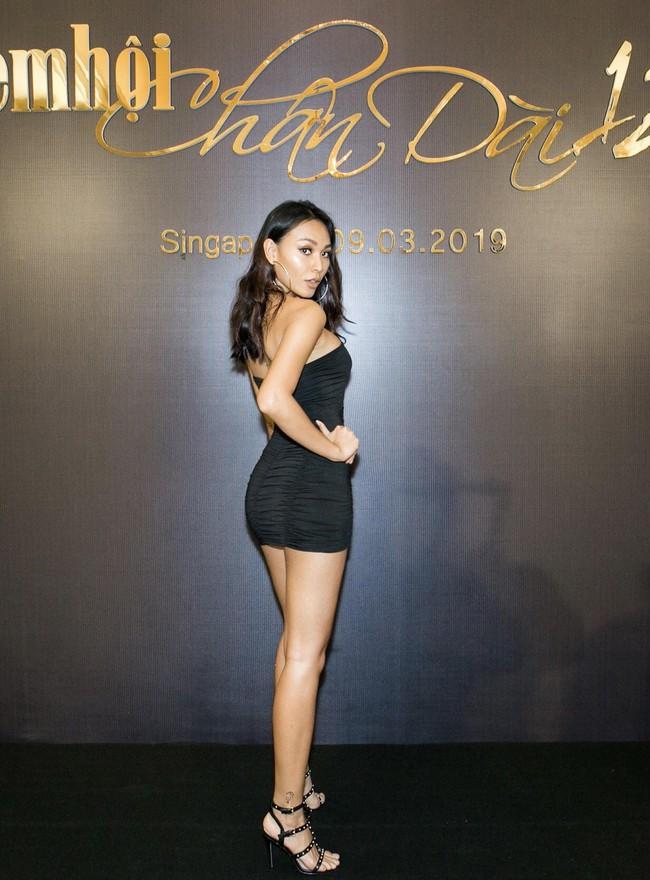 Vũ Khắc Tiệp đầu tư 1 triệu USD, đưa Ngọc Trinh sang Singapore làm Đêm hội chân dài lần cuối - Ảnh 5.