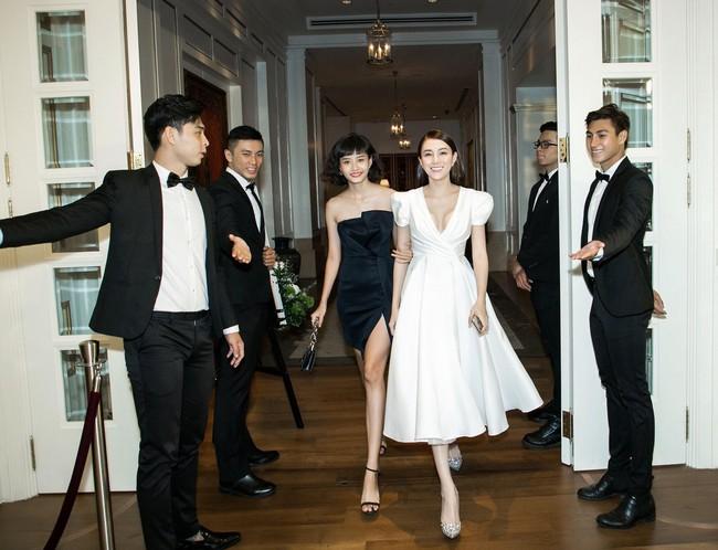 Vũ Khắc Tiệp đầu tư 1 triệu USD, đưa Ngọc Trinh sang Singapore làm Đêm hội chân dài lần cuối - Ảnh 8.