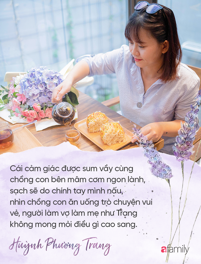 """Hot mom Huỳnh Phương Trang: """"Chia sẻ những điều mình biết với người xung quanh khiến cuộc sống ý nghĩa hơn rất nhiều"""" - Ảnh 3."""