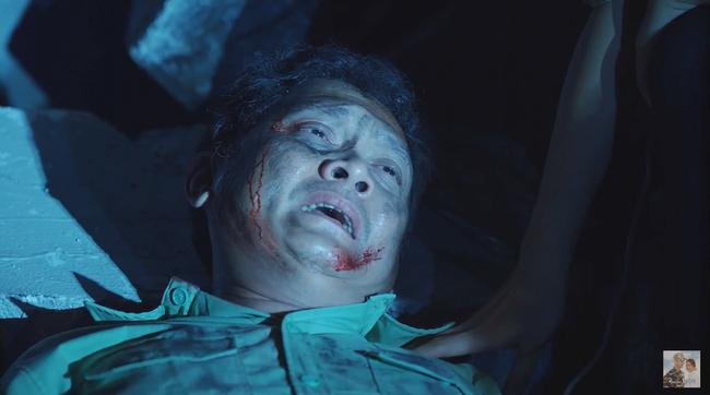 Nhờ có NSƯT Hữu Châu mà Hậu duệ mặt trời bản Việt khiến khán giả khóc sướt mướt thế này - Ảnh 4.