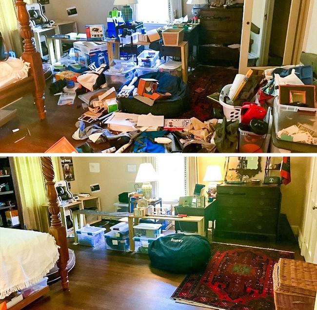 20 tấm hình dưới đây sẽ làm cho những người yêu công việc dọn nhà cảm thấy thoải mái hơn bao giờ hết - Ảnh 9.