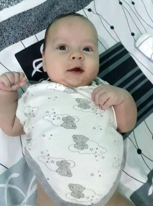 Bất chấp cảnh báo của bác sĩ Nguy hiểm lắm!, mẹ đã quyết giữ con dù mới sinh mổ được 7 tháng  - Ảnh 3.
