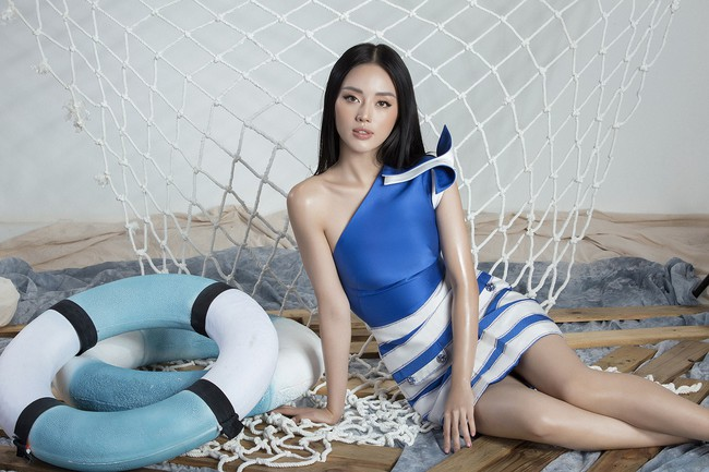 Khánh Linh The Face lại khoe váy áo sang chảnh sau khi được lên tạp chí nước ngoài vì mặc đẹp - Ảnh 14.