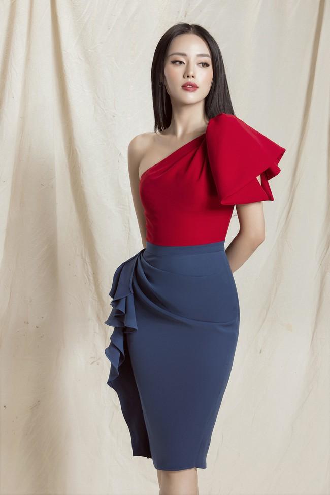 Khánh Linh The Face lại khoe váy áo sang chảnh sau khi được lên tạp chí nước ngoài vì mặc đẹp - Ảnh 5.