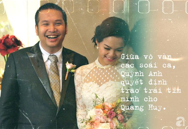 Đoạn kết buồn của chuyện tình 16 năm Quỳnh Anh - Quang Huy: Tình yêu cũng giống thanh xuân, rồi đến lúc phải già cỗi - Ảnh 4.